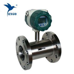 4-20mA Wasserturbine Durchflussmesser Sensor