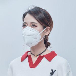 n95 tröpfchenresistente Einweg-Atemschutzmaske