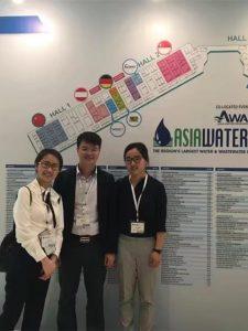 Asien Wasser 2016