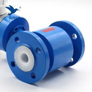 DN80 bis DN600 Elektromagnetischer Durchflussmesser