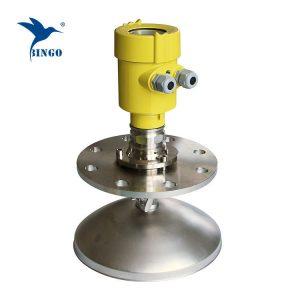 Hochfrequenz 4-20mA Hart-Ausgang Radar-Füllstandmessumformer für starken Staub