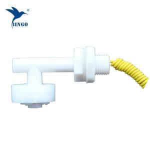 Horizontaler Mini-L-förmiger Kunststoff-Schwimmerschalter für den Wassertank