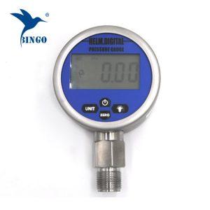 Intelligentes Vakuum Digital Manometer, LCD, LED-Anzeige, 100MPa Gauge