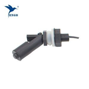 M16 Gewindeanschluss schwarz horizontal elektrischer Wasserschwimmerschalter für Wasserspender