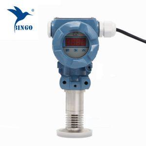 Sanitary-Flush-Membran-Druck-Transmitter mit LED-Anzeige