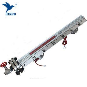 Seitlich montiertes magnetisches Füllstandsmessgerät SUS304SUS316L
