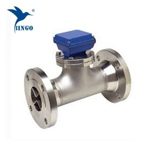 Threaded digitale Turbine Wasserdurchflussmesser Sensor