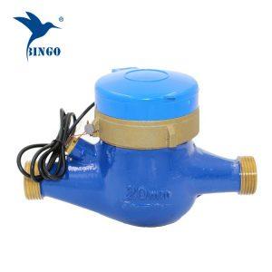 Messingkörper Pulse Wasserdurchflussmesser Pulssensor (1)