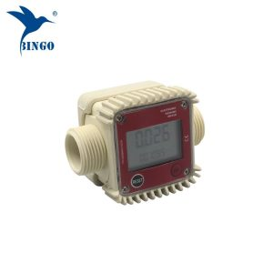 digitaler Kraftstoff-Wasserturbinen-Durchflussmesser