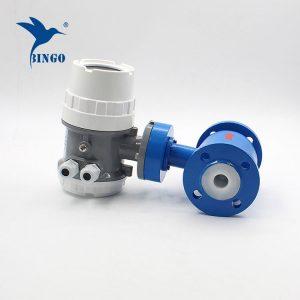 china gute preis präzise XFE elektromagnetische durchflussmesser für leitfähige flüssigkeit